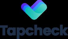 Tapcheck Transparent Logo -